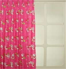Kinderkamer Hello Kitty Roze