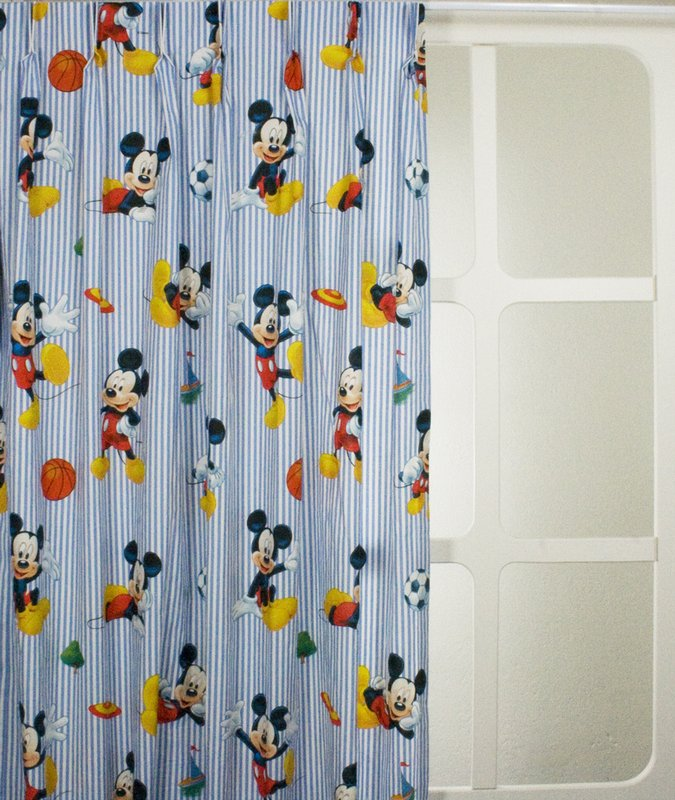 Kinderkamer Mickey Mouse